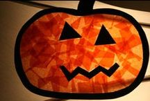 Halloween / Crafts and ideas related to Halloween