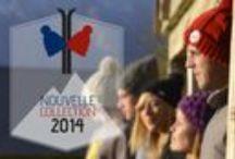 Les bonnets Pipolaki pour femme / Our Pipolaki ski bonnets for women / Les bonnets Pipolaki pour femme / Our Pipolaki ski bonnets for women