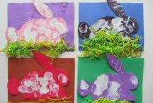 Easter / Crafts, activities, and books for Easter