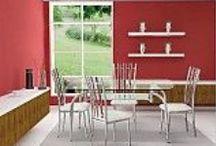 Jídelní sety / JÍDELNÍ SETY A SESTAVY   Základní dělení jídelních setů je na klasické a rohové, je podle toho, kde chcete set umístit. Nabízíme jídelní sestavy pro 4 - 12 osob s možností rozkládacího stolu.