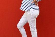 Patron couture Grossesse ~ / Patrons de couture Future Maman de l'Atelier des cigognes, pour coudre des vêtements de grossesse | couture grossesse | http://www.atelierdescigognes.fr/ | Maternity sewing patterns