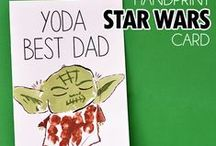 Mother's Day/Father's Day / Crafts and cards for kids to make for loved ones