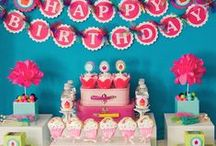 First birthday Raquel