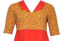 Plus size dresses - Amamiko / #Plus size #colorfuldresses #amamiko