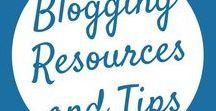 Blogging Resources and Tips / Find tons of blogging resources and tips to help you accelerate your blog or website. Find SEO Tips, Analytics, and Social Media help, blogs, infographics and more! http://www.rgweb.us/websolutions/