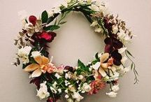 Flowers / A collection of beautiful floral designs for parties, events and around the home.