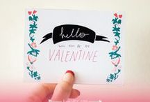Valentine's Day / A collection of inspiring ideas to honour your loved one on Valentine's Day.