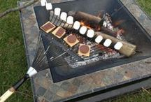 GriLLiN'... / Everything tastes better grilled! / by Kelly Garrington