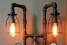 Awesome Light Fixtures / DIY Lights