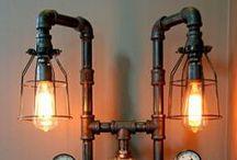 Awesome Light Fixtures / DIY Lights