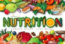 Nutrition Matters / This board is a collection of activities, resources, information to help FACS teachers get students excited about healthy eating.
