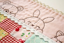 Kids' quilts / by Linda Sechrist