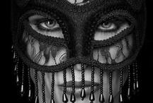 Masks / Venetian & Fancy / by Susan Garnett