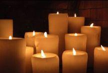 Candles / by Susan Garnett