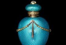 Perfume Bottles / by Susan Garnett