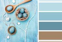 Color Pallettes / by Susan Garnett