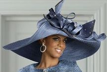 Hats/Headdresses / by Susan Garnett