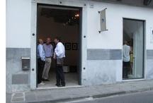 La Rondine Gallery / A new gallery in Ponte a Serraglio, Bagni di Lucca