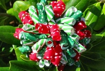 Christmas Bows and Clippies / by Linda Sechrist