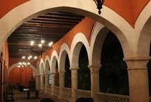 Mediterranean/Spanish/Mexican/Moorish Interior Design / Eclectic Mixture of all of the above and more! / by Susan Garnett
