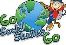 Social Studies Teacher / by Jamie Goodroe