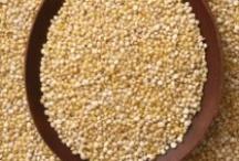 Quinoa Recipes / by Jamie Goodroe