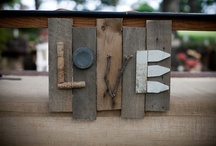 Signs / by Weddings of Tulsa