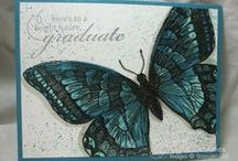 Birds, Bees, Butterflies / by Song of My Heart Stampers