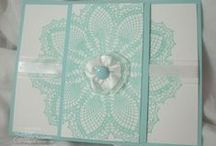 31 Days of Doilies / by Song of My Heart Stampers