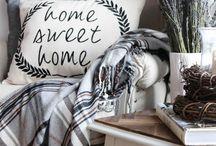 Home Sweet Home / by Taja Nicole