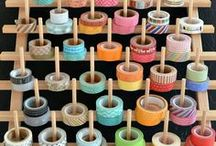Washi Tape Wonderfulness / by Song of My Heart Stampers