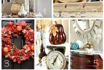 Fall Trends  / by 3 Day Blinds