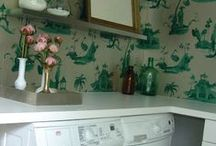 Laundry Room / by Sarah Peroutka