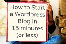 Blogging How To / Tips on blogging, How to improve your blog traffic