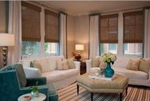 Bamboo Blinds / Bamboo Blinds are one of the most popular window treatments according to interior designers and home decor enthusiast. Check out 3 Day Blinds line of Bamboo Blinds! / by 3 Day Blinds