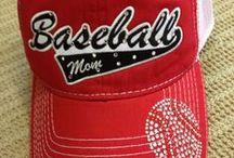 Baseball MOM stuff.