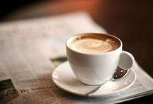 Coffee & Cups / Coffeeeeeee / by Candace Schaddelee