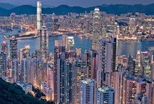 Conrad Cities: Hong Kong / by Conrad Hotels