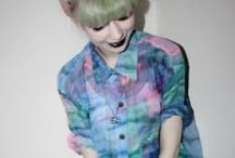 Psychedelic Boho Space Punk Style / Space Cadet Fashion