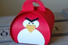 Curvy Keepsake Boxes / by Song of My Heart Stampers