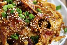 Asian Food / Mouthwatering Asian recipes...soups, noodles, stir fry, you name it!