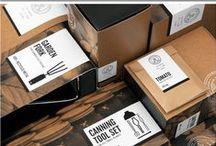 Inspiration packaging / Des emballages...
