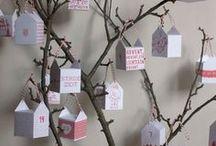 DIY décos de fête / Idées de décorations faites à la main, réalisables avec des enfants