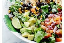 Salads / Great salad recipes that are healthy and tasty!
