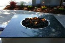 Outdoor Fireplaces & Fire Pits / Check out this selection of Outdoor Fireplaces designed and installed by The Energy House in Northern California.