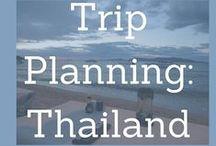 Trip planning- Thailand