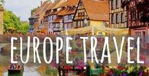 Europe Travel / Traveling to Europe? This board features wanderlust inspiration, travel guides, road trips, travel itineraries, and more for backpacking and budget friendly travel in Europe! Travel to Spain, Portugal, England, Ireland, Germany, Austria, Switzerland, Albania, Italy, Estonia, France, Scotland...