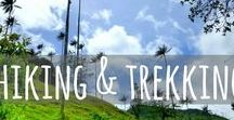 Hiking, Trekking, and Traveling / The best hiking, trekking, backpacking, and exploring in the world in the great outdoors! Wanderlust inspiration for travelers who love to hike.