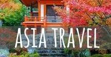 Asia Travel / Wanderlust inspiration, travel guides, and backpacking itineraries to Southeast Asia. Japan, China, India, Thailand, Laos, Cambodia, Vietnam, and more.