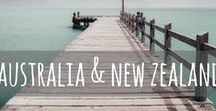 Australia & New Zealand Travel / Travel itineraries, travel tips, and wanderlust inspiration for Australia and New Zealand. Travel to Sydney, Queensland, Auckland, Cairns, Christchurch and more.